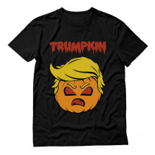 Trumpkin Donald Trump Pumpkin Halloween
