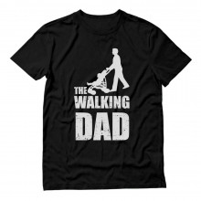 Walking Dad Comical Pram Funny Parody