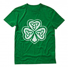 White Celtic Clover