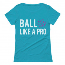 Women's Volleyball - Ball Like a Pro