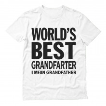 World's Best Farter, I Mean Grandfather Funny