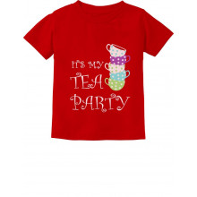 Birthday Tea Party