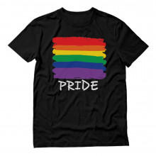 Rainbow Flag Graphic Gay Pride