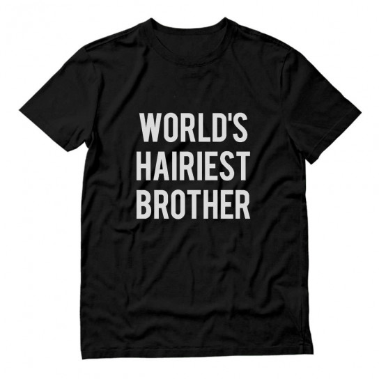 World's Hairiest Brother