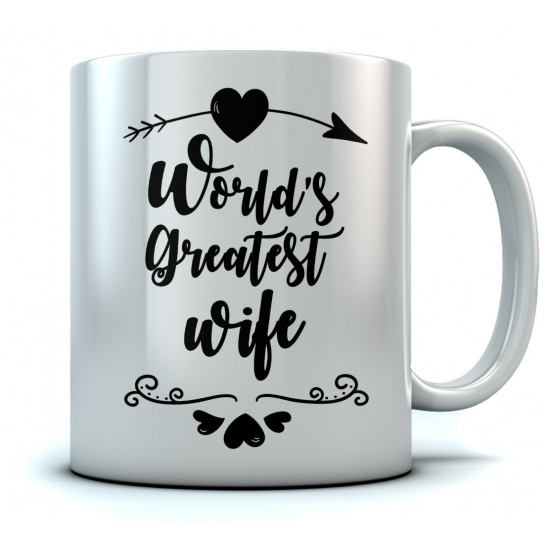 World's Greatest Wife Coffee