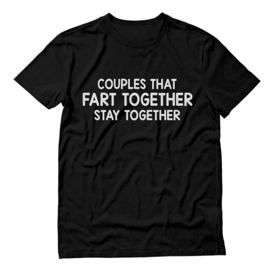 Couples That Fart Together Stay Together