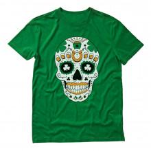 Irish Sugar Skull