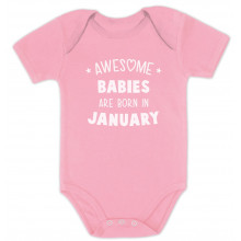 Awesome Babies Are Born In January Birthday