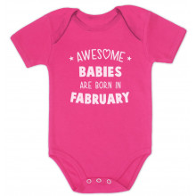 Awesome Babies Are Born In February Birthday