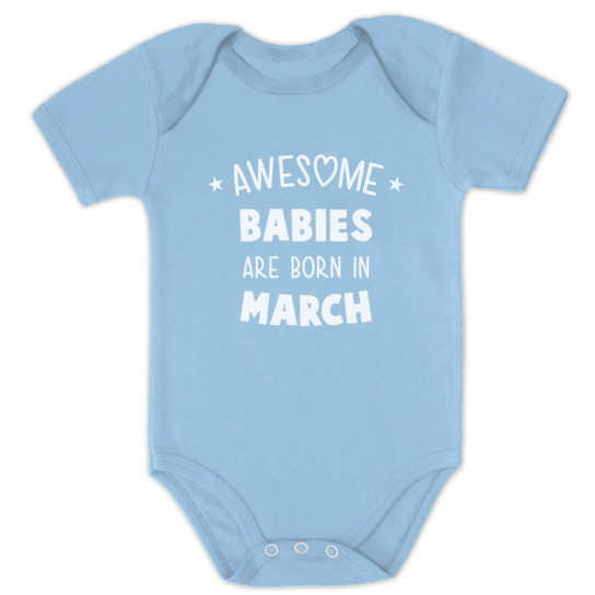 Awesome Babies Are Born In March Birthday