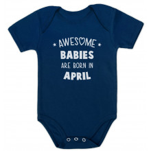 Awesome Babies Are Born In April Birthday