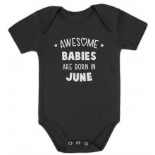 Awesome Babies Are Born In June Birthday