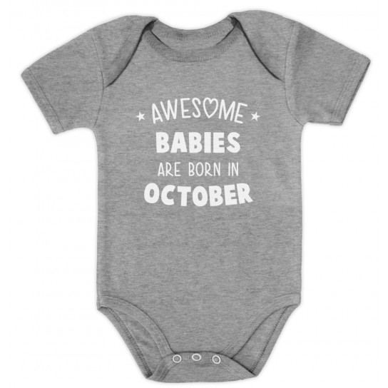 Awesome Babies Are Born In October Birthday