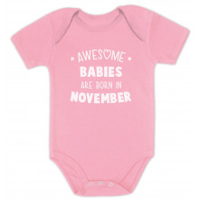 Awesome Babies Are Born In November Birthday