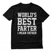 World's Best Farter Father Gift
