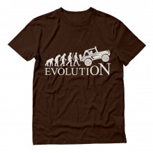 EVOLUTION 4x4 - Gift for Jeeps Lovers - Cool