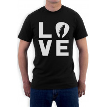 Love Guitar - The Guitarist Perfect Gift Idea Cool