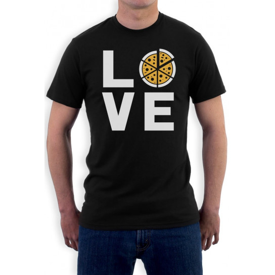 Love Pizza - Funny Pizza Lovers Gift Idea