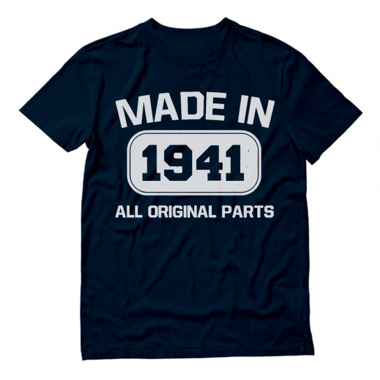 75th Birthday - Made In 1941 All Original Parts