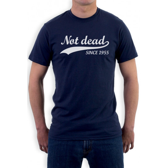 Funny 60th Birthday Gift Not Dead Since 1955 Sarcastic