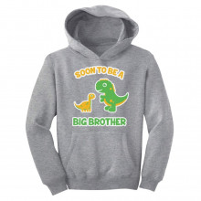 Soon To Be A Big Brother Best Gift - Dinosaur Raptor