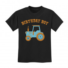 Birthday Boy Tractor