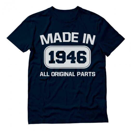 Made In 1946 All Original Parts