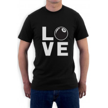 Love 8 Ball - Gift for Snooker Pool & Billiard Fans