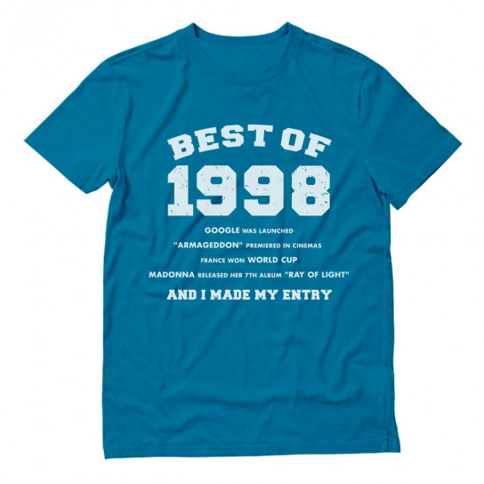 """""""Best of 1998"""""""