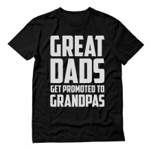 Great Dads Get Promoted To Grandpas