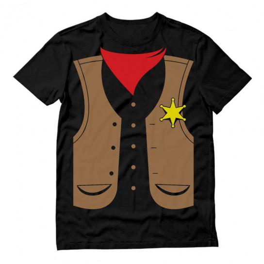 Sheriff Suit Costume
