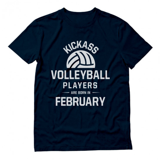 Volleyball Players Are Born In February