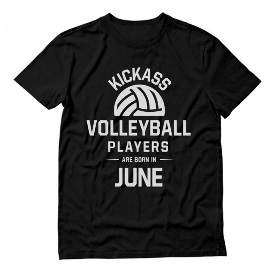 Volleyball Players Are Born In June