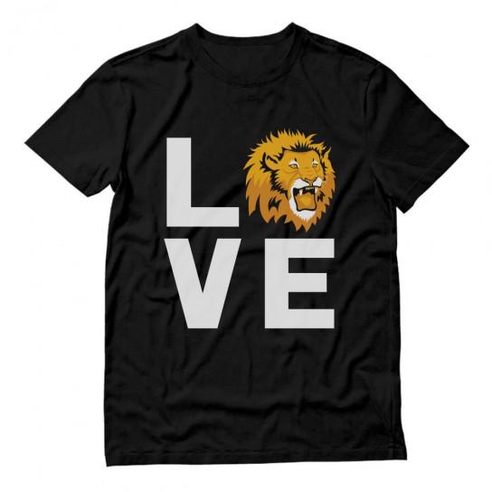 Love Lion Animal Lover Lion's Roar King of The Kungle