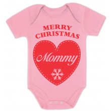 Xmas Gift for Father & Child Merry Christmas Mommy Cute