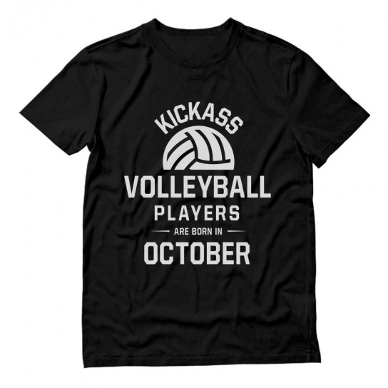 Volleyball Players Are Born In October