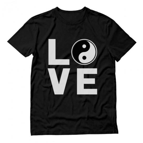 Love Yin Yang Symbol