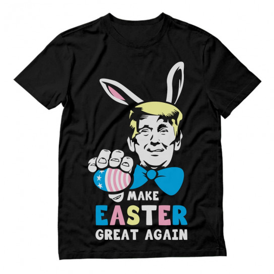 Trump Make Easter Great Again Funny