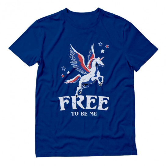 Free Magical Flying Unicorn