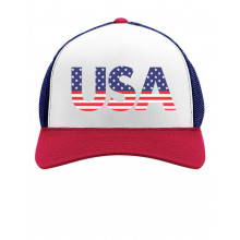 American USA Flag Cap