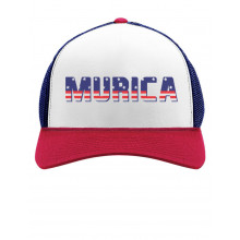Murica 4th of July USA Cap