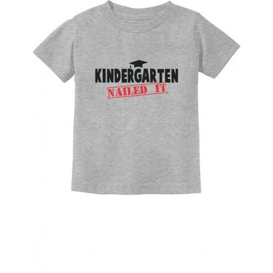 Kindergarten Nailed It! Children