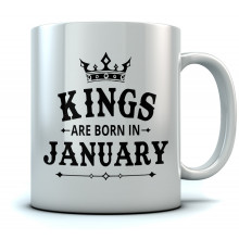 KINGS Are Born In January Coffee