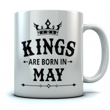 KINGS Are Born In May Coffee