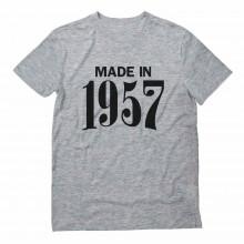 Made in 1957 Retro Birthday Gift