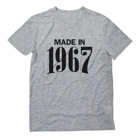 Made in 1967 Retro