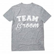 Funny Groomsmen Wedding Party Gift Idea - Team Groom