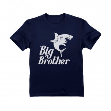 Big Brother Gift for Shark Loving Boys Children