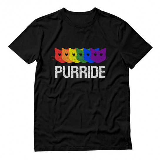 Purride Gay Pride Cat