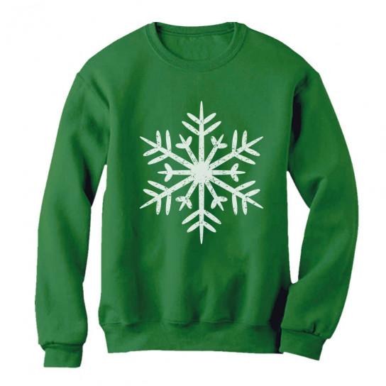 Big White Snowflakes Christmas Gift Xmas